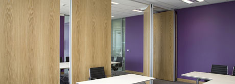 Materiali e modelli delle pareti mobili for Pareti divisorie ufficio economiche